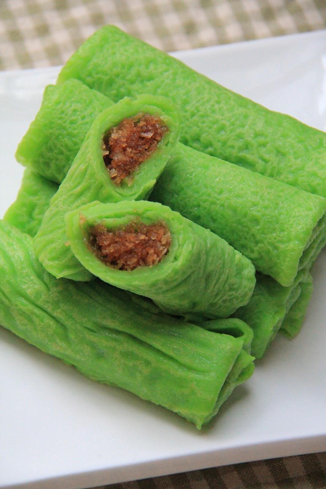 Resepi Kuih Gulung Azie Kitchen