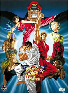 assistir - Street Fighter II - Episodios Dublado Online - online