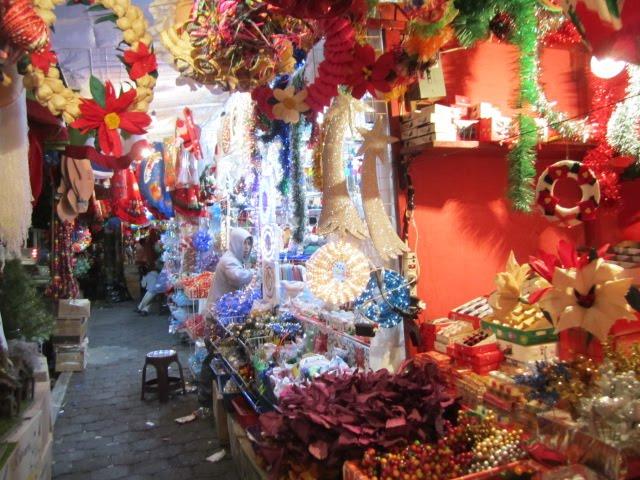 Christmas In Mexico.Dan Ladue La Navidena Christmas In Mexico City