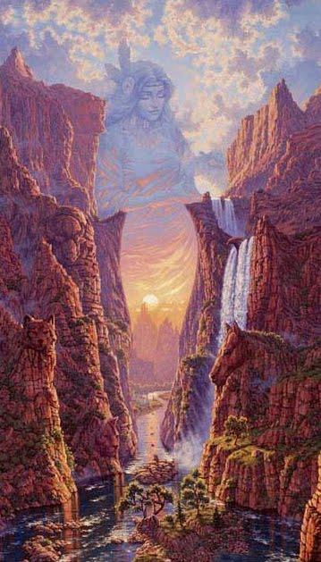 Find the All Hidden Animals Illusion -  Fantasy Forest Animals Illusion