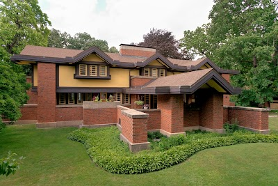 Eight private homes, three public buildings on Frank Lloyd Wright tour