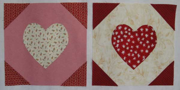 Fiber antics by veronica: give your heart away in august