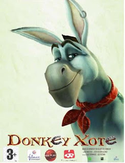 donkey xote legendado