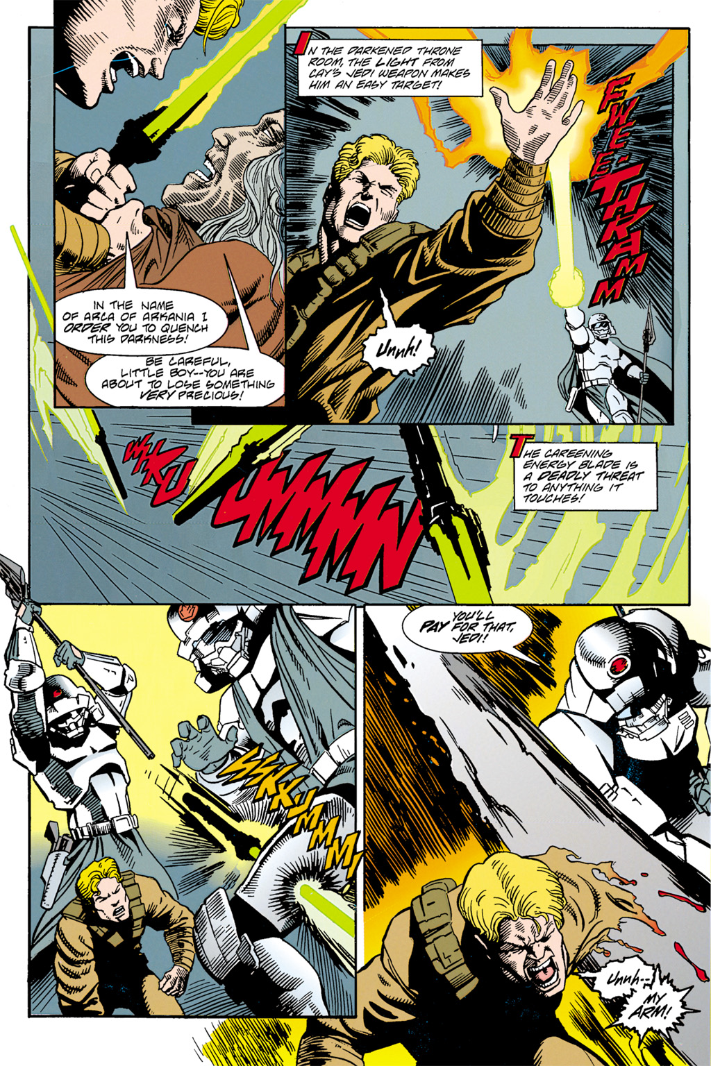 Read online Star Wars Omnibus comic -  Issue # Vol. 4 - 297