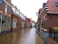Netherlands street scene