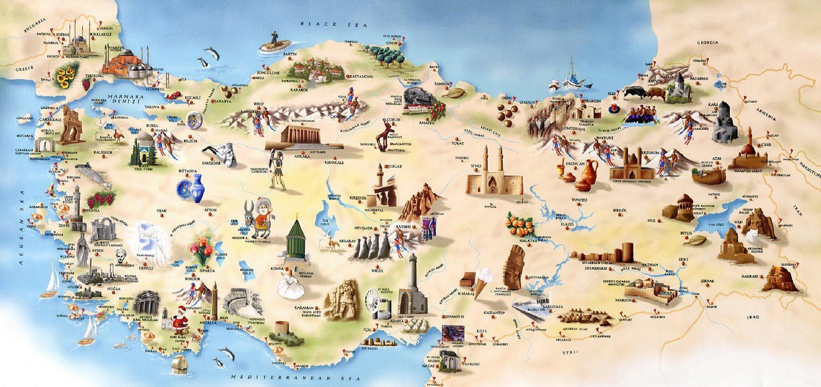 Fantasy Life World Map.Telecanter S Receding Rules Map Feature Symbols