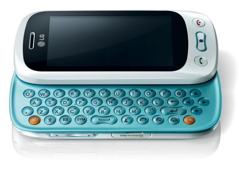 temas para o celular lg gt360