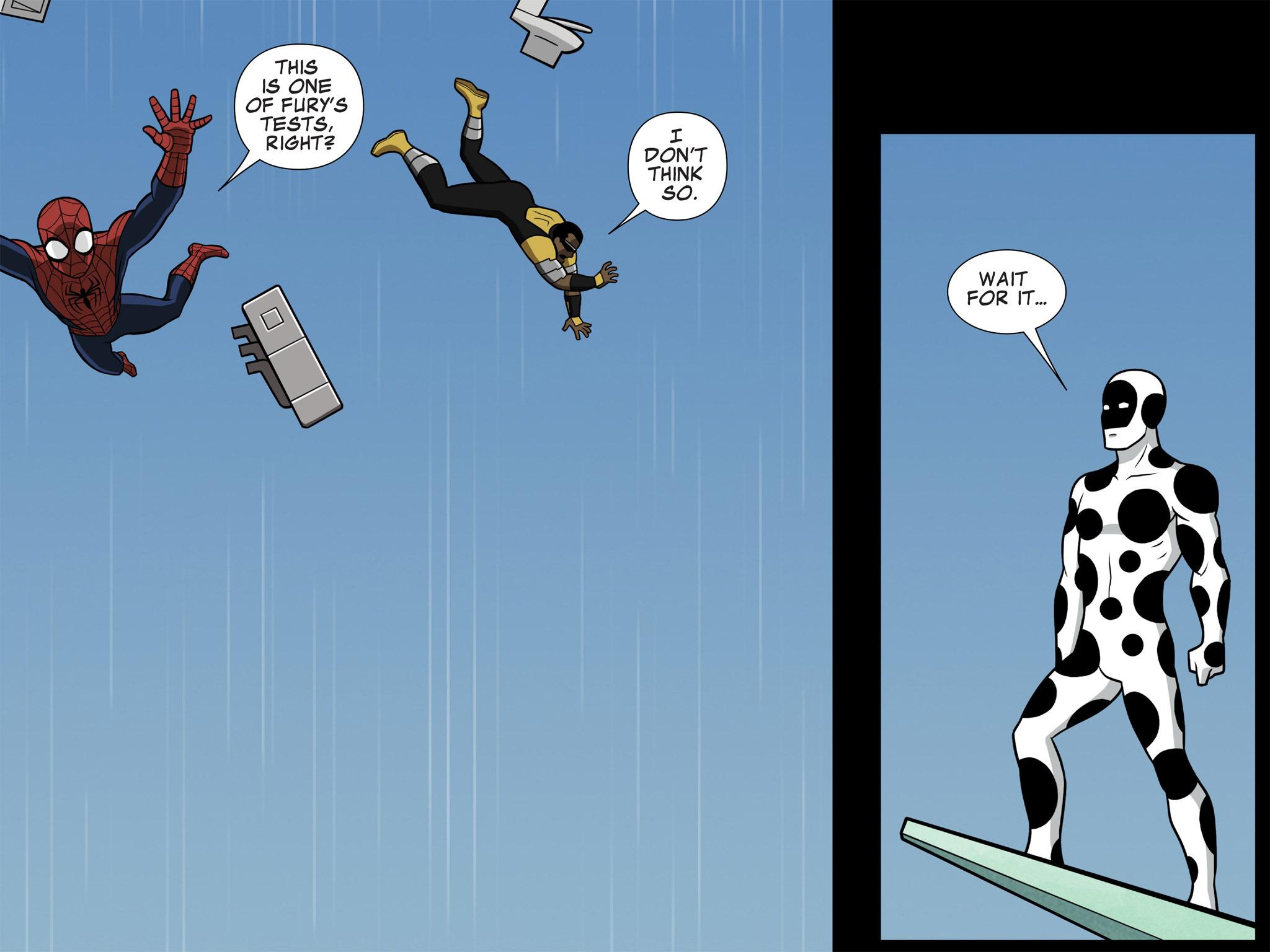 Read online Ultimate Spider-Man (Infinite Comics) (2015) comic -  Issue #7 - 33