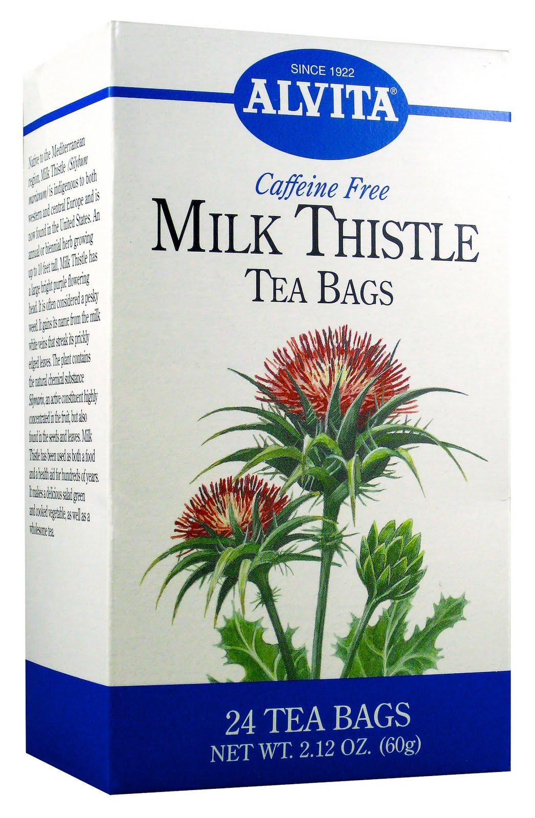 Milk Thistle Tea Whole Foods