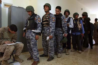 Regimental Combat Team 1: Payday for Iraqi Police