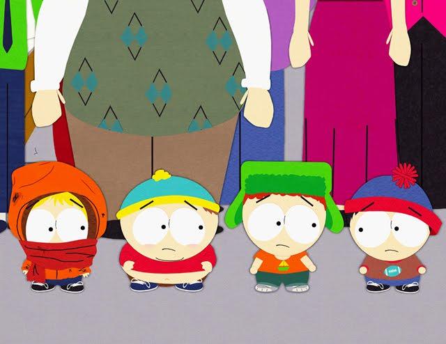 South Park Comments