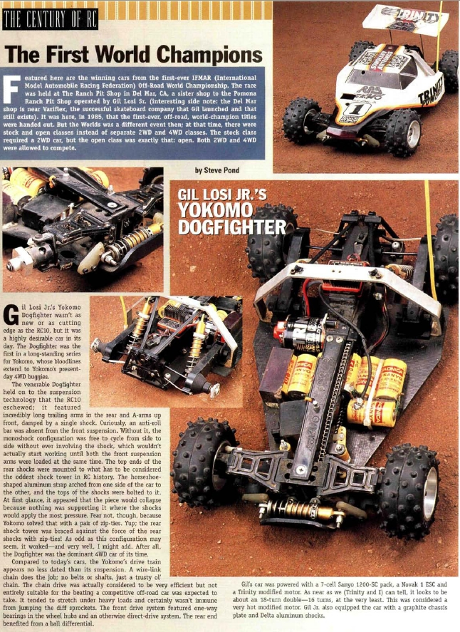 Rc Car Action >> Rc Car Action Scans Slowbean