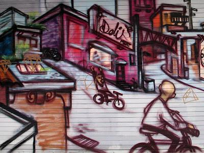 One Year Trip Toronto Graffiti Graffiti Alley 10 Amazing