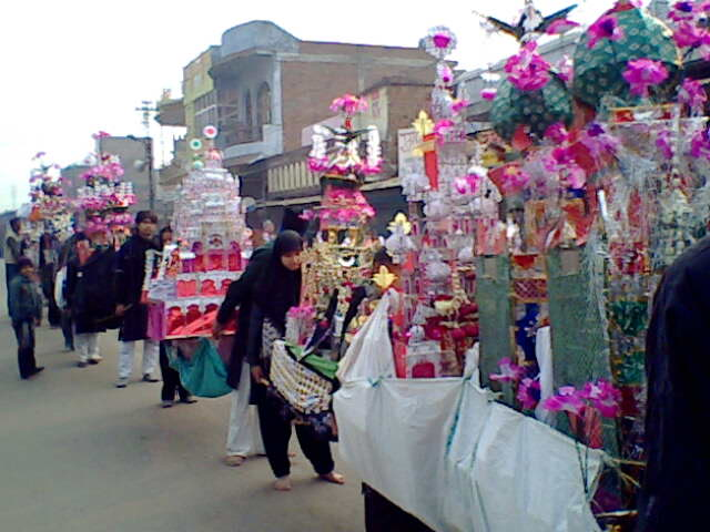 Muslims And Metalworkers A Day In Moradabad: Festival Celebration: Muharram