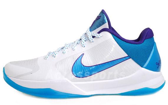 Never Walk The Same Again !!!  Nike Zoom Kobe V Hornets 16001e9869