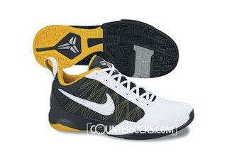 the latest aa9a1 1e83a This model is remarkably close in looks to the Nike Zoom Kobe V signature  shoe, sharing what looks to be the same basic outsole, tooling, and uppers.
