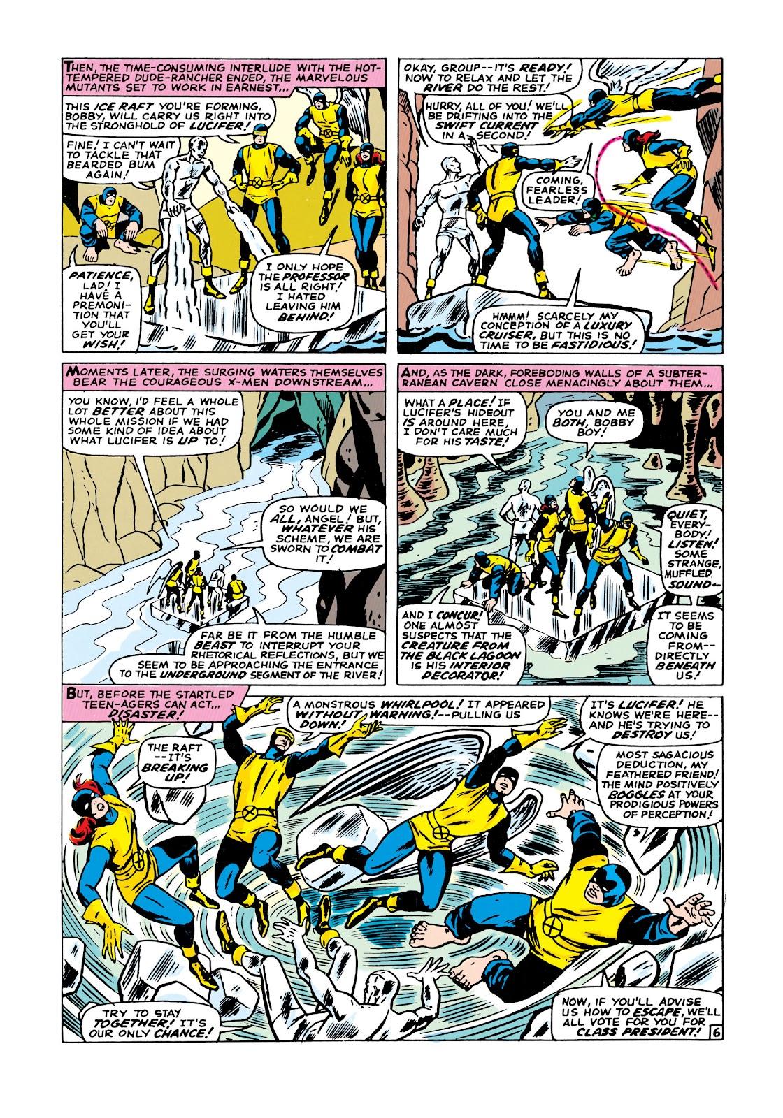 Uncanny X-Men (1963) issue 21 - Page 7