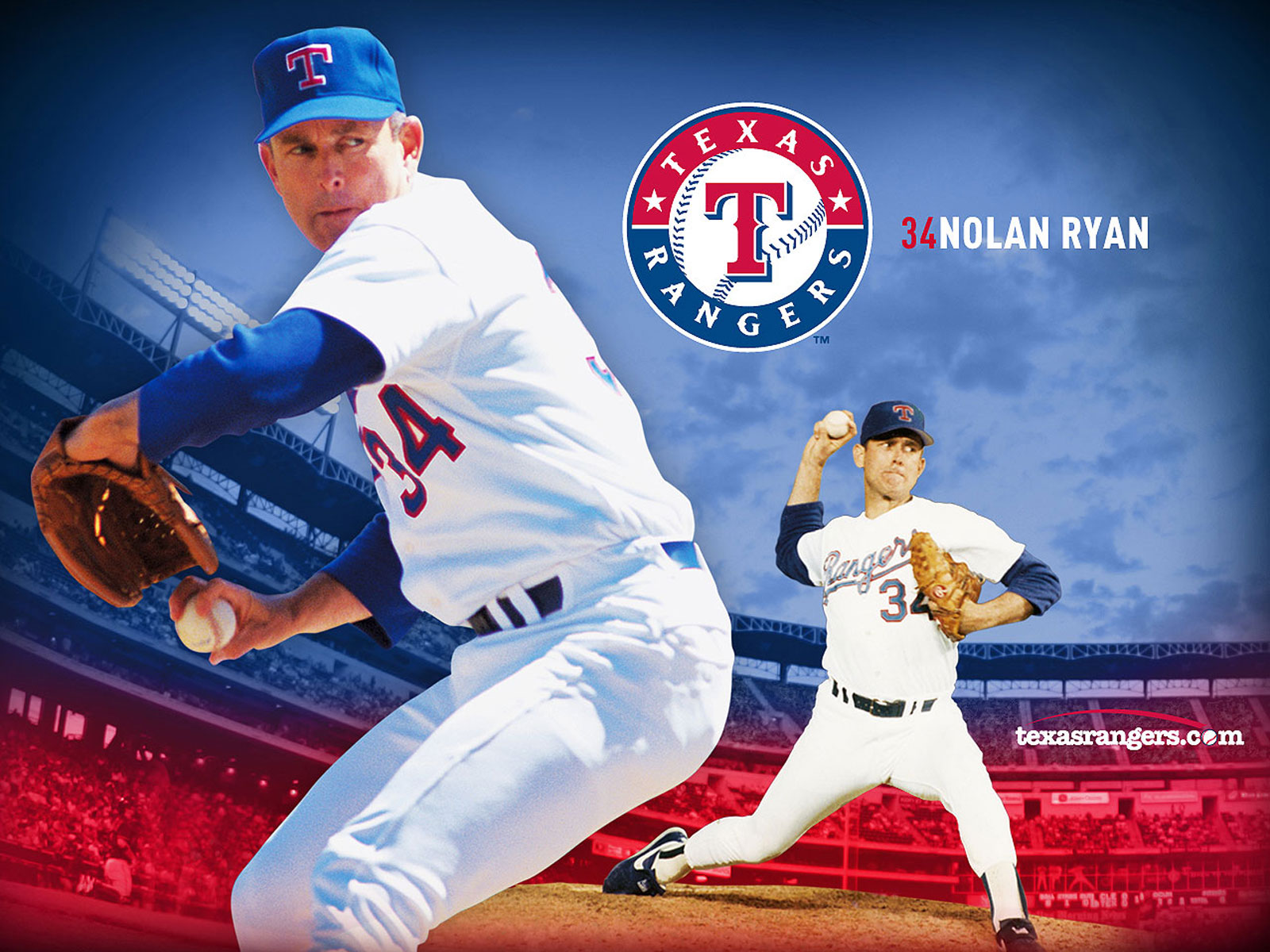 Hoop boost nolan ryan a combination of passion and - Ryan name wallpaper ...
