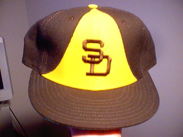 99eea5f612e The Ballcap Blog  The San Diego Padres