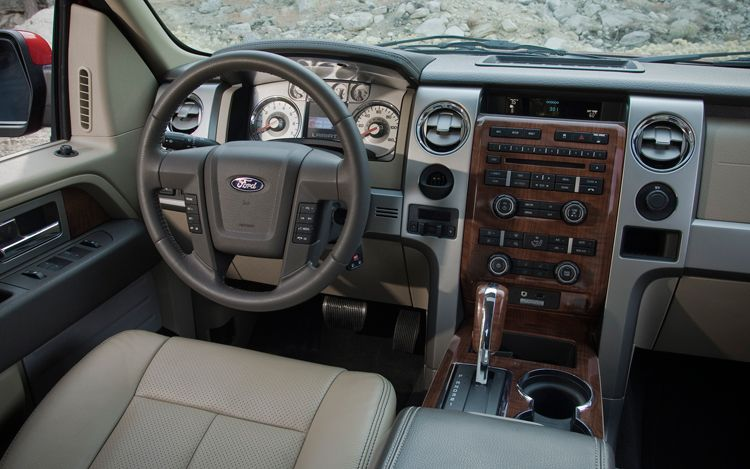 The Poor Car Reviewer  2010 Ford F