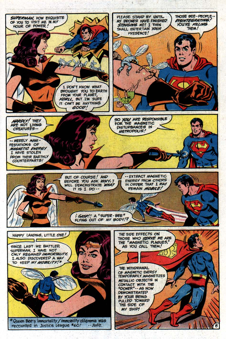 Read online Action Comics (1938) comic -  Issue #562 - 9