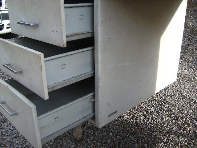 ancien bureau administratif m tal vintage starfor loft. Black Bedroom Furniture Sets. Home Design Ideas