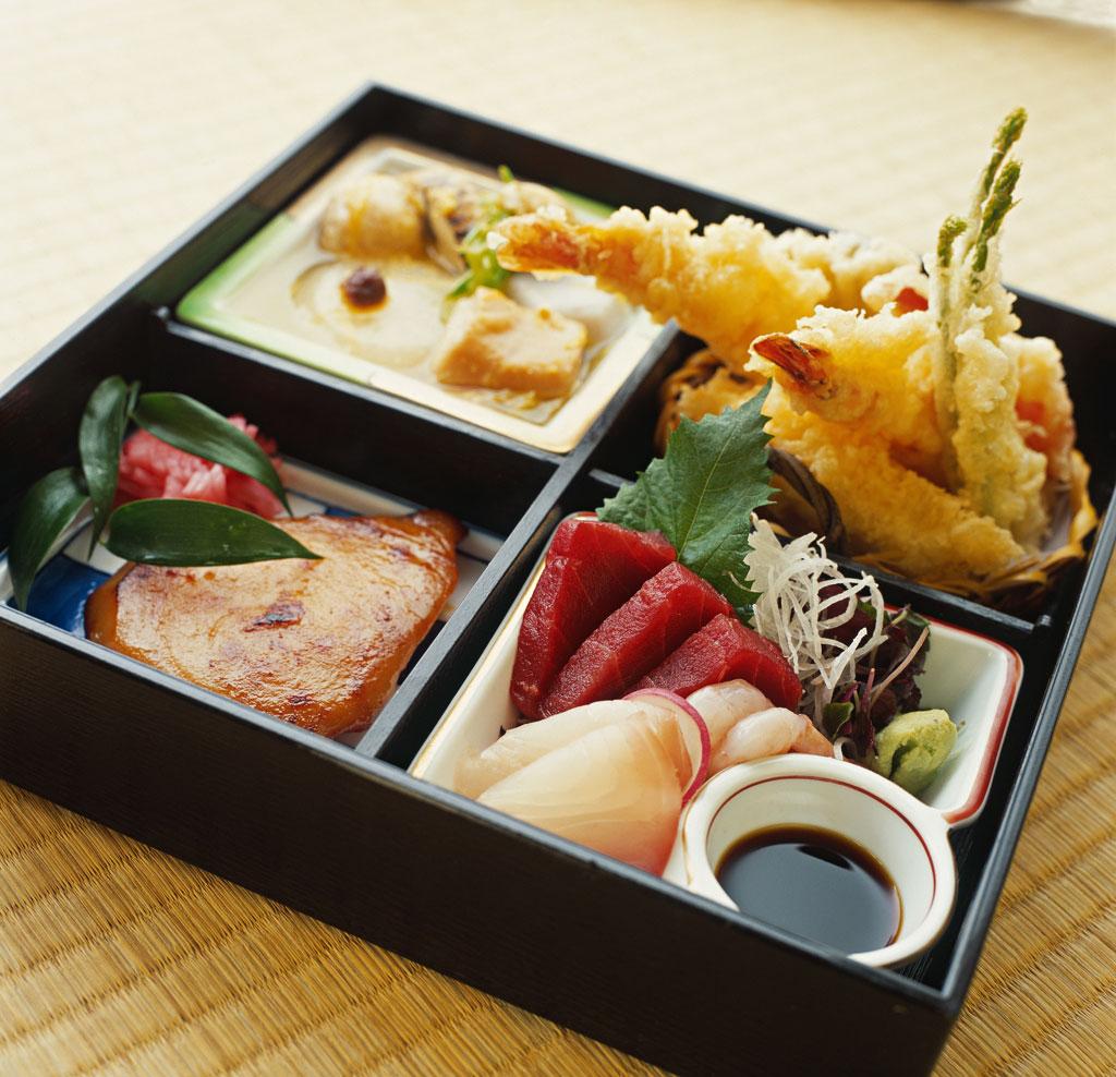 Crafted Bento Box