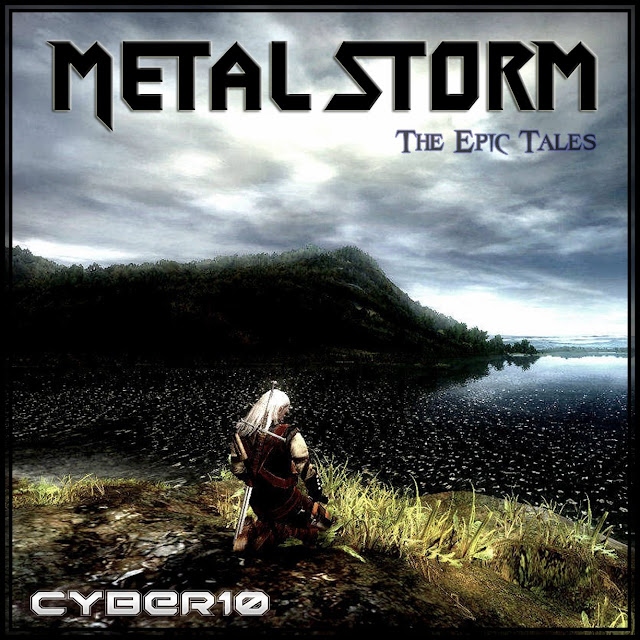 CYBER10 Net-Label: CYBER10 Metal Storm - The Epic Tales