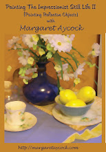 Margaret Aycock Paints Reflective and Transparent Object DVD