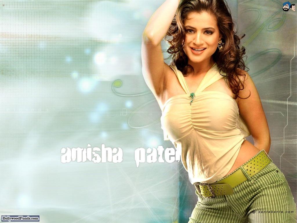 Amisha Patel Hot Nude hot actres pakistani: amisha patel top wallpapers pictures