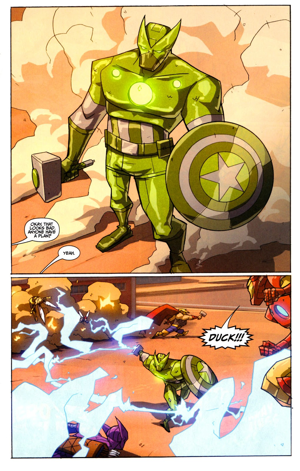 Avengers: Earth's Mightiest Heroes (2011) Issue #1 #1 - English 13