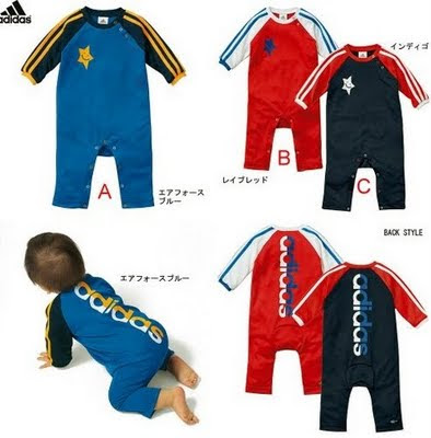 Babies and Toddlers Online Boutique  ADIDAS Romper ~ RM45 22172509d