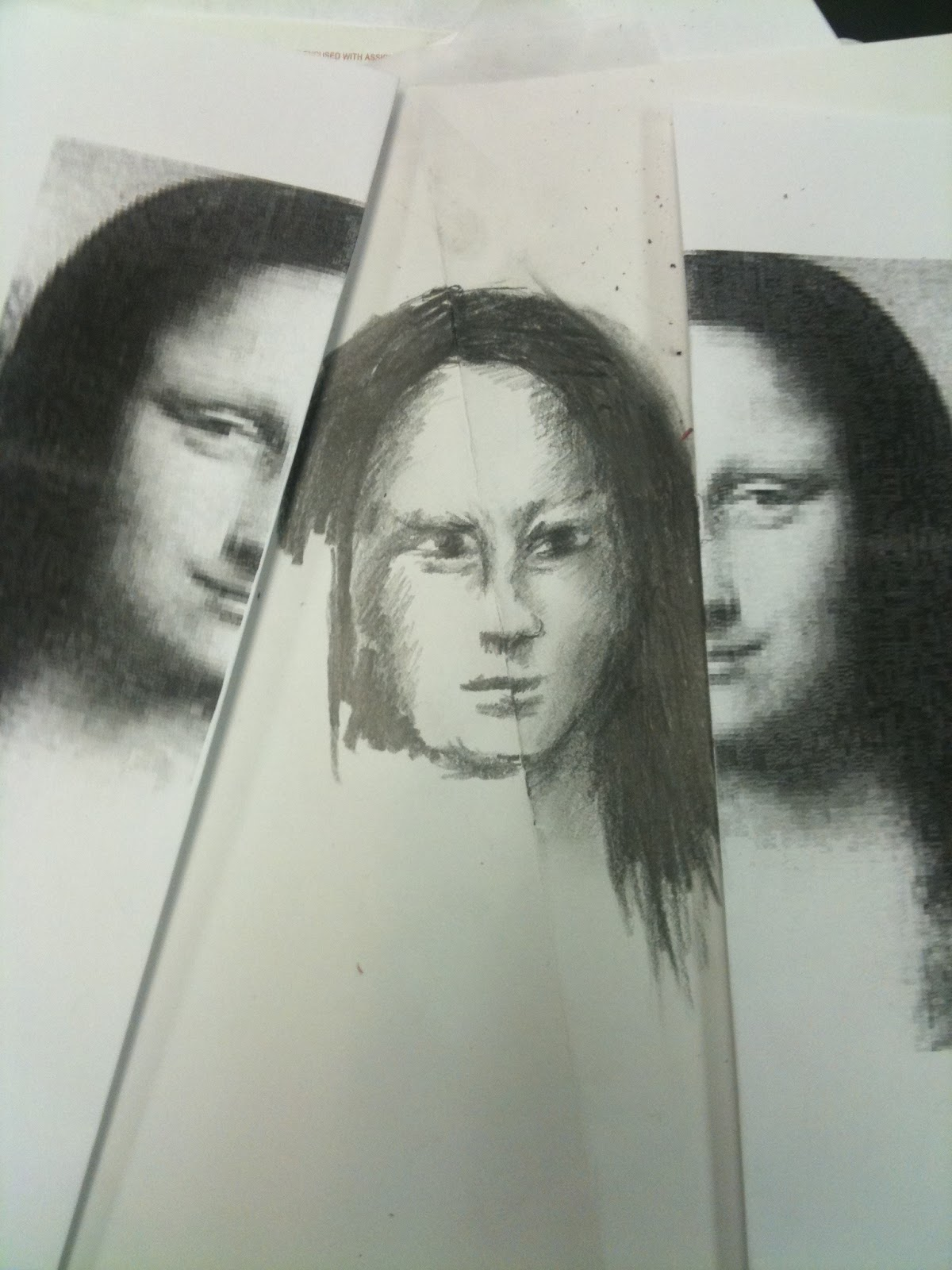 The Helpful Art Teacher Learning How To Shade A Face