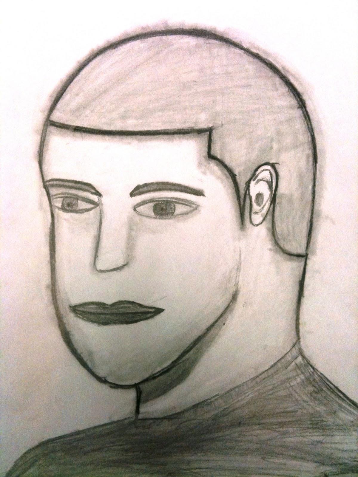 makeup drawing face - photo #26