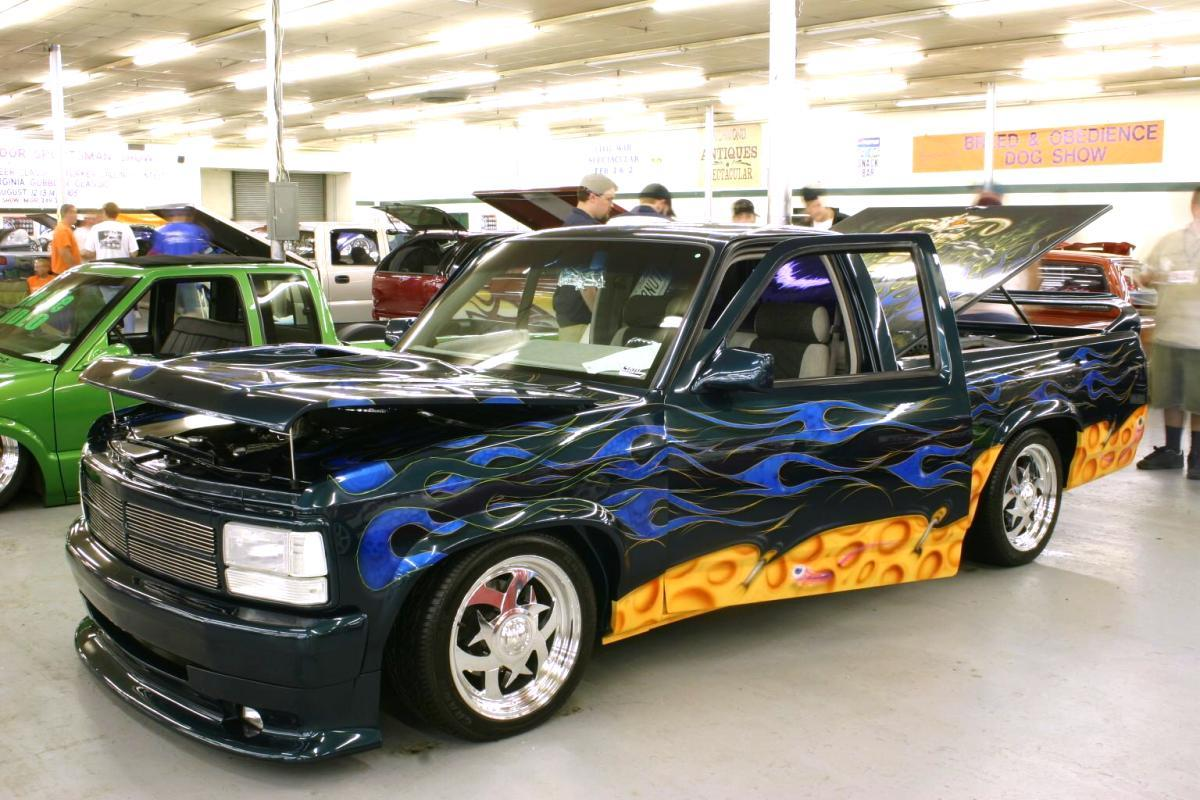 Cool Sport Cars: Modified Tricked Out Cars