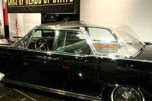 Your Old Car John F Kennedy S Lincoln Presidential Limousine