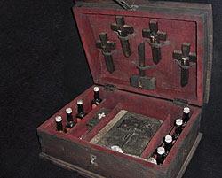 Peralatan Untuk Membunuh Vampir Abad 19