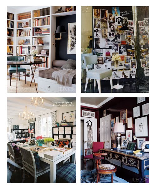 Eclectic Office: DAINTY & FLORAL: April 2010