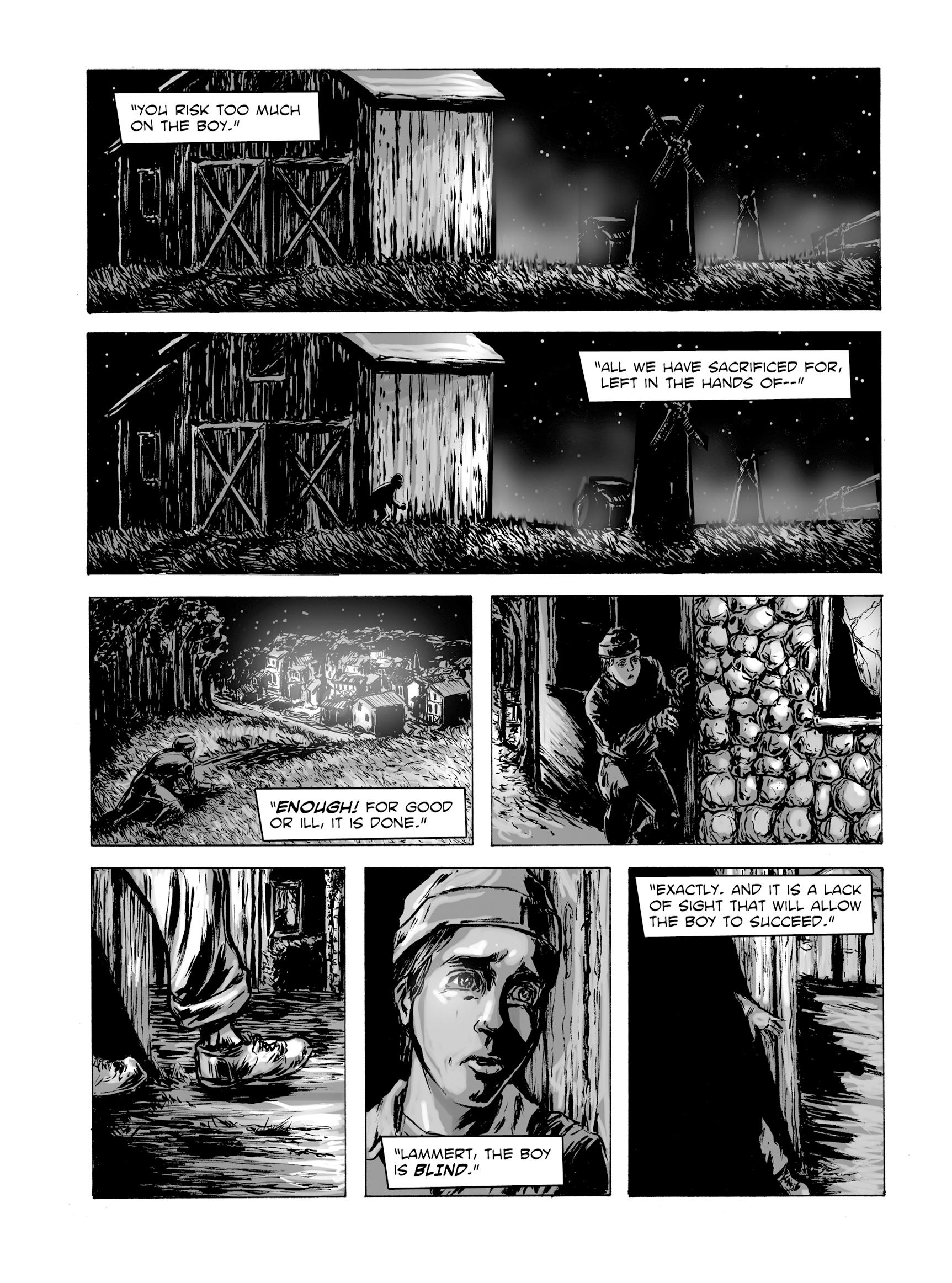 Read online FUBAR comic -  Issue #1 - 108