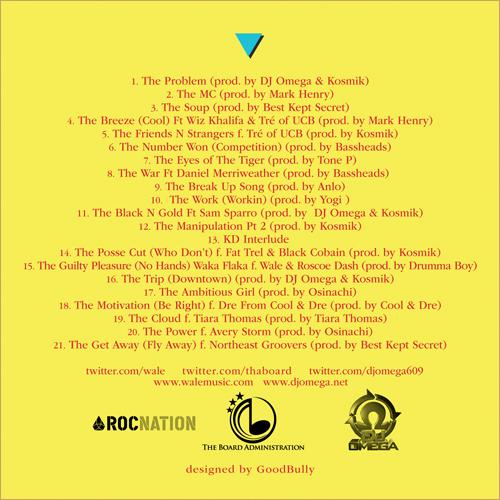 Wale Black & Yellow (Mike Tomlin) Download Mixtape