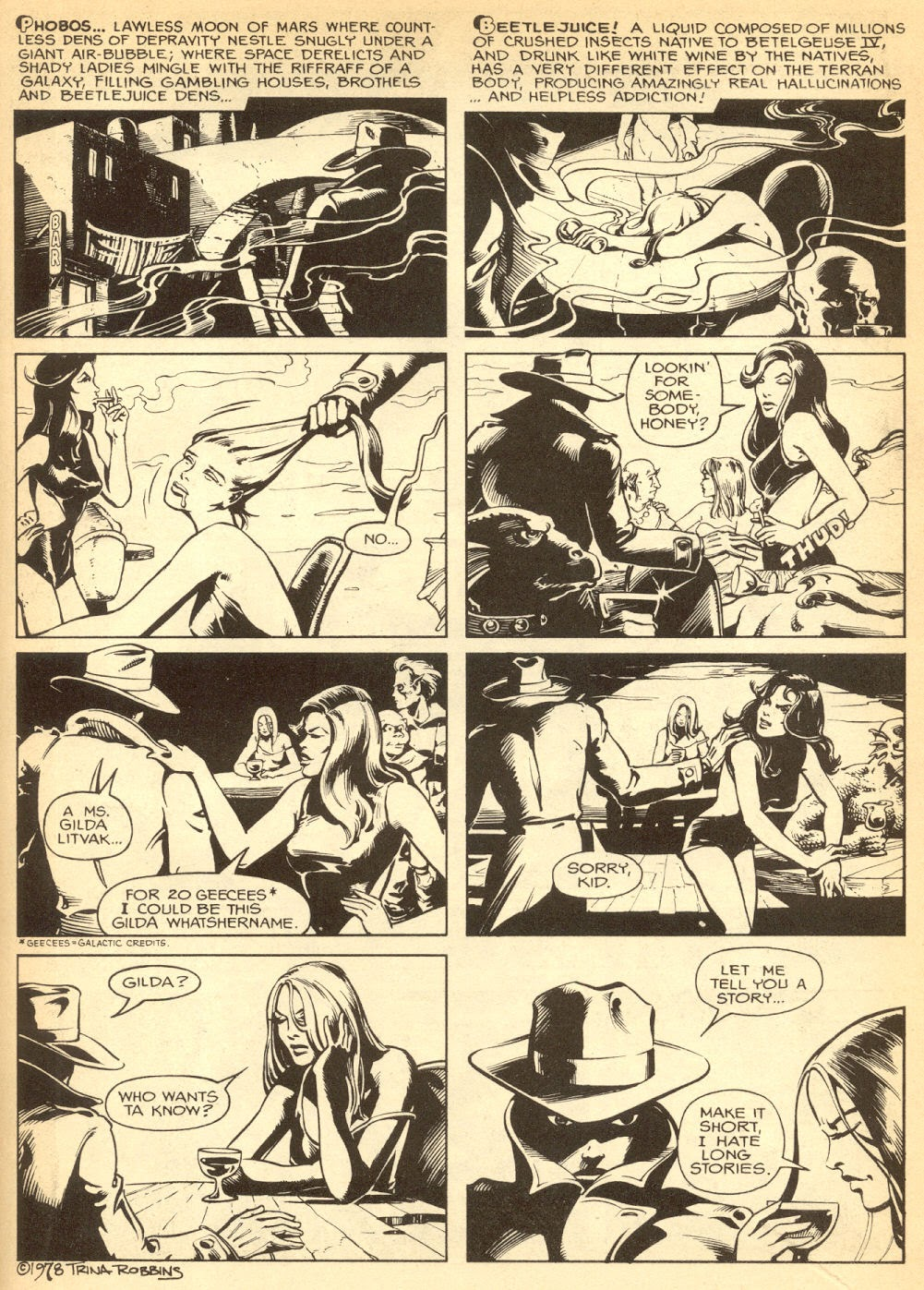 Imagine issue 2 - Page 34