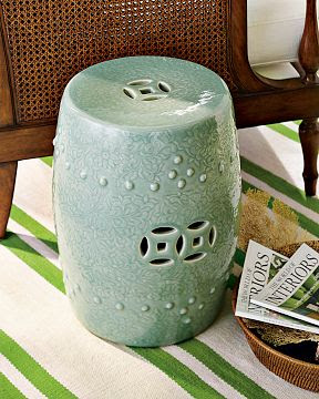 Archive For Category: Pottery Barn. Garden Stools .