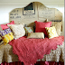 ~ how about these headboards...so cool ~