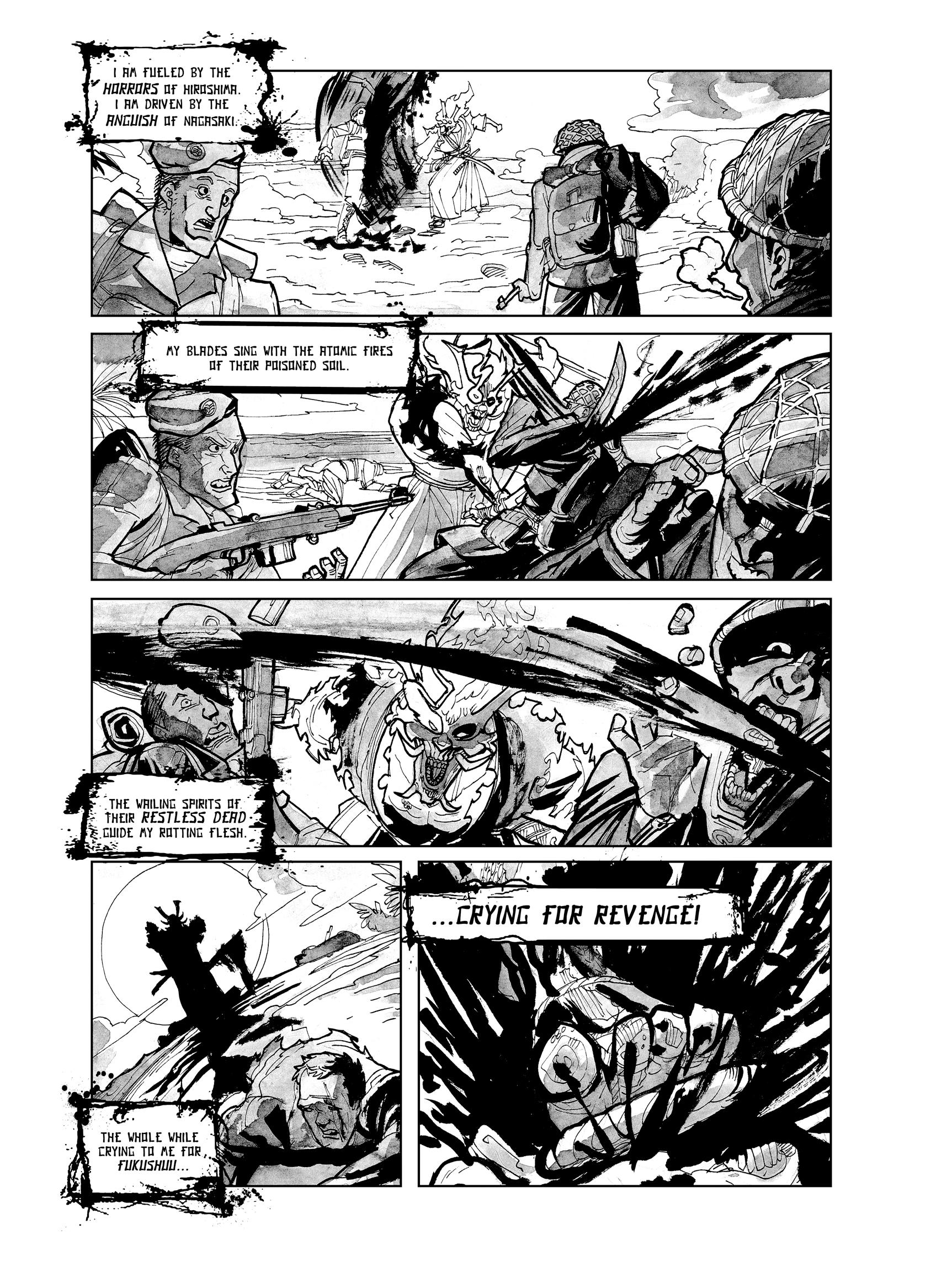 Read online FUBAR comic -  Issue #2 - 163