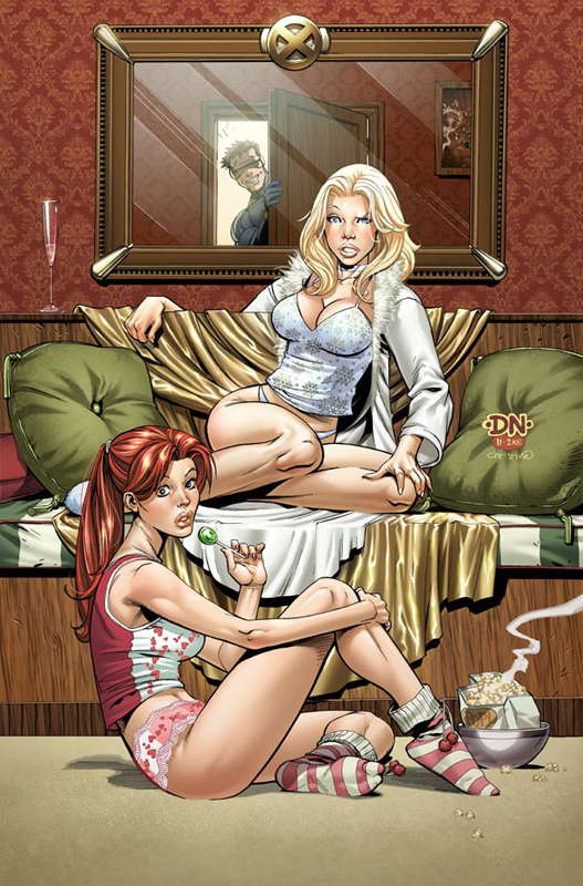 comics girls emma frost - photo #31