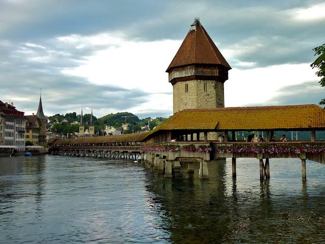 El Kapellbrücke