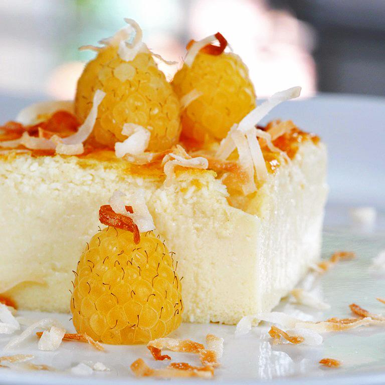 Jules Food Coconut Egg Custard A Healthy Treat For