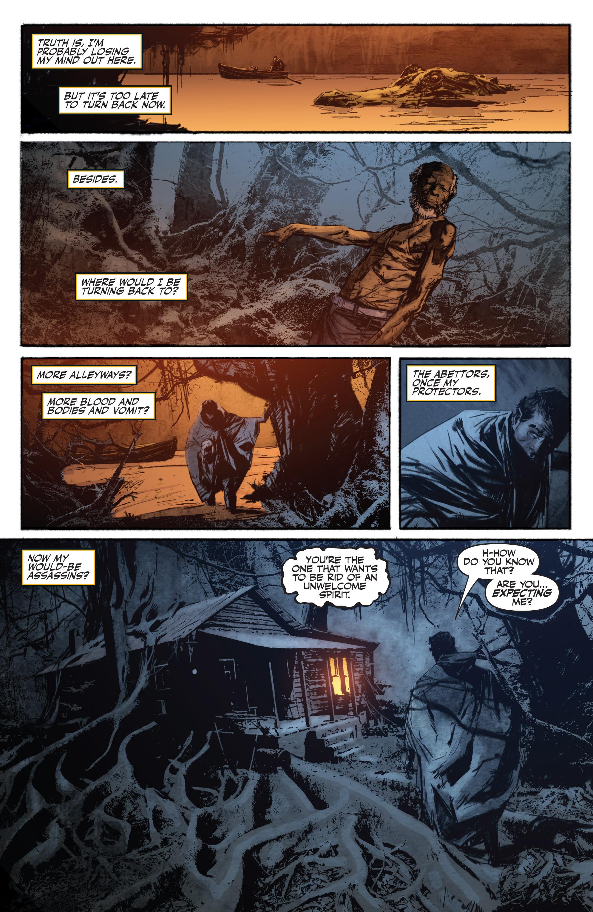 Read online Shadowman (2012) comic -  Issue #13 - 14