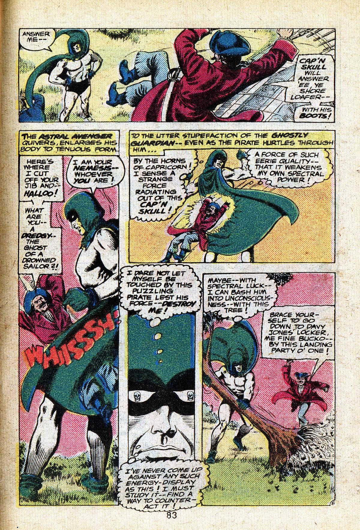 Read online Adventure Comics (1938) comic -  Issue #494 - 83