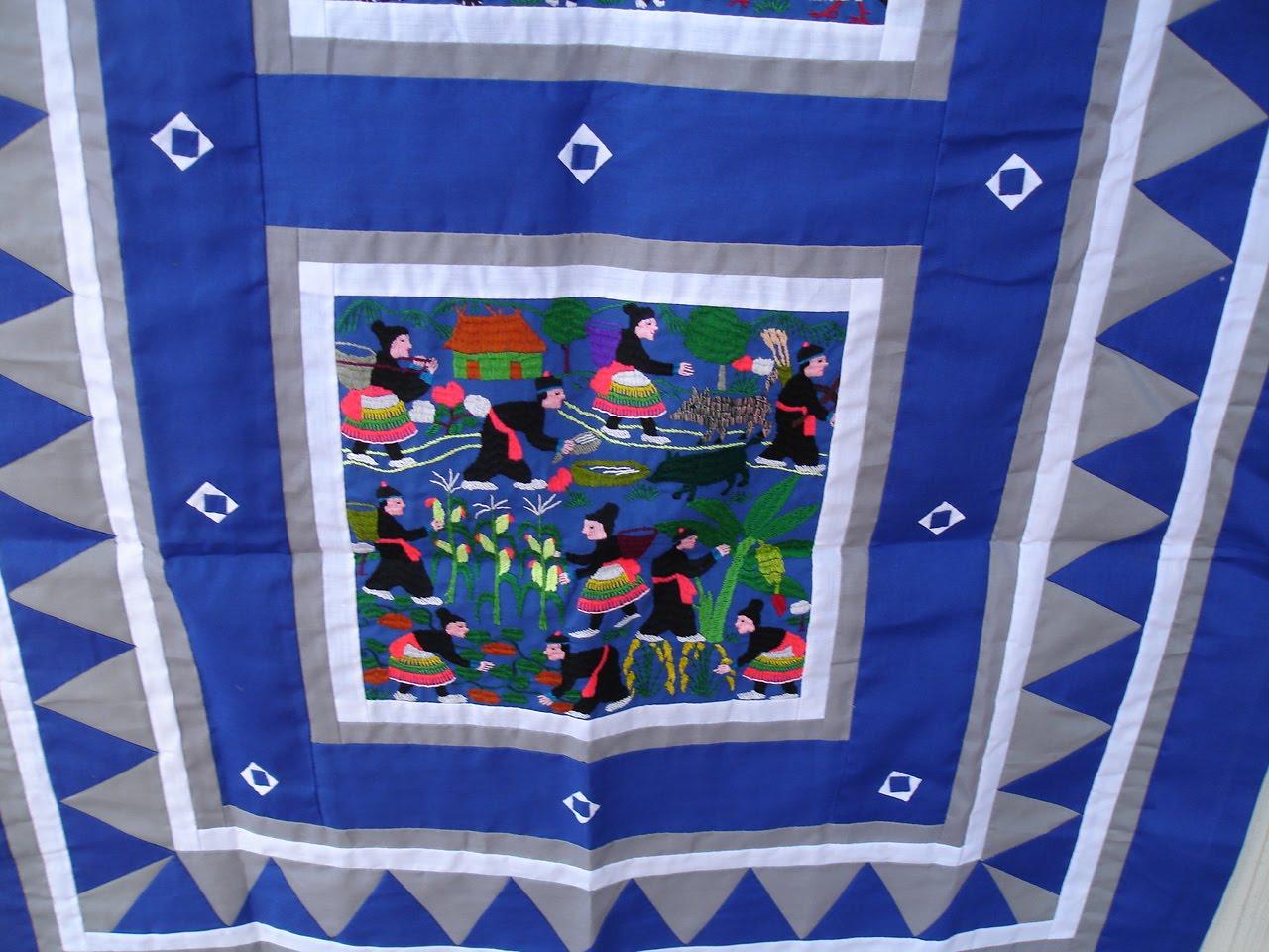 Priscilla Kibbee Hmong Quilts For Sale